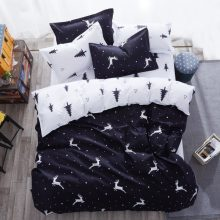 Patterned Bedding Set