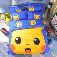 Pokemon Pikachu Themed Bedding Set