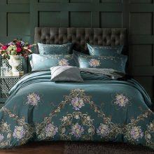 Luxury 100% Cotton Oriental Bedding Set