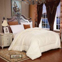 Floral Silk Comforter