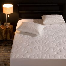 Quilted Soft Mattress Protector