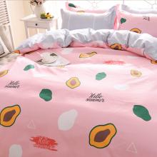 hello-summer-pink-bed-sheet-set