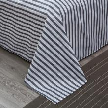 blue-striped-bedding-set