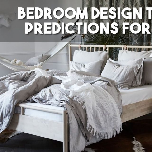 bed linen design trends 2019