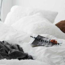 super fluffy bed set