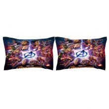THE Avengers Disney Marvel Hero bed cover boys bedroom decoration Queen size bedding set King quilt duvet covers Kid's home Twin