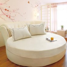 Round Bedding Set