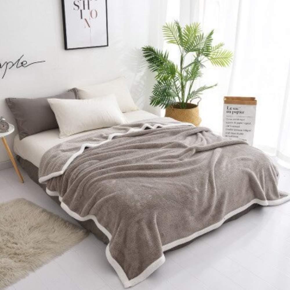 buy fluffy blanket