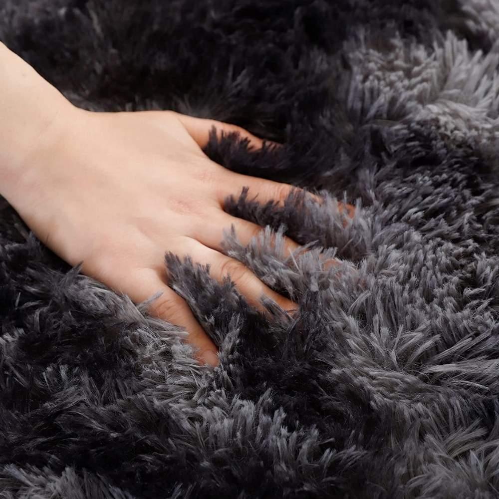 buy grey bedroom floor rug online