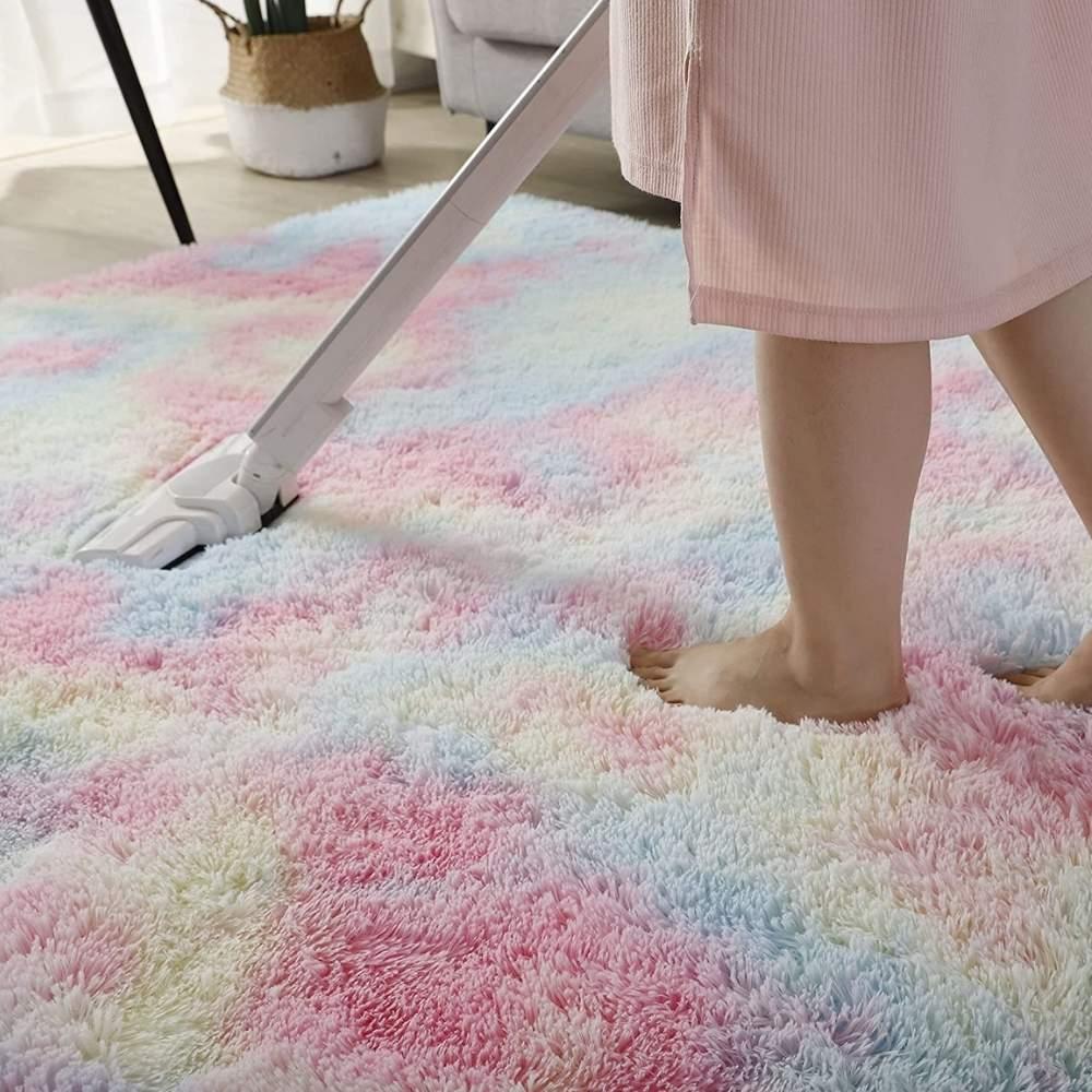 buy plush shaggy rug online