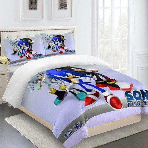 buy sonic hedgehog bedding set online